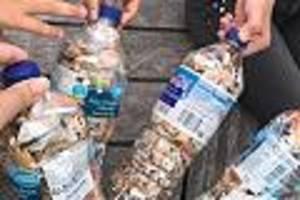 +++ gute nachrichten +++ - #fillthebottle: franzosen befreien paris mit sammelaktion von zigarettenstummeln