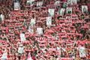 Im Spiel gegen RB - Gedenken an tote Fans: Union Berlin mit erstem emotionalen Highlight der Saison