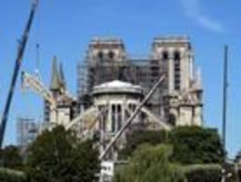 """""""Das Gleichgewicht der Kathedrale ist gestört"""""""
