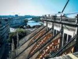 Wie Frankreich über die Restaurierung streitet