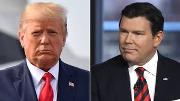 Nach Kritik an TV-Sender: Herr Präsident, wir berichten fair und furchtlos: Fox-Moderator wehrt sich gegen Donald Trump