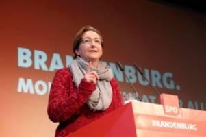 Doppelspitze: SPD-Vorsitz: Olaf Scholz will mit Klara Geywitz kandidieren