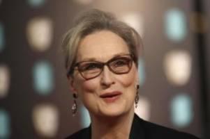 Komödie: Meryl Streep dreht für Streamingdienst HBO Max
