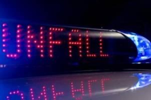 Unfälle: Radfahrer von Auto überfahren und schwer verletzt