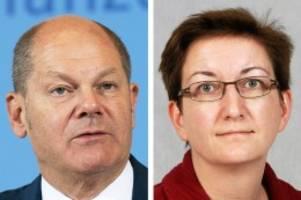 bundesvorsitz der spd: spd hamburg unterstützt kandidaten-duo scholz/geywitz