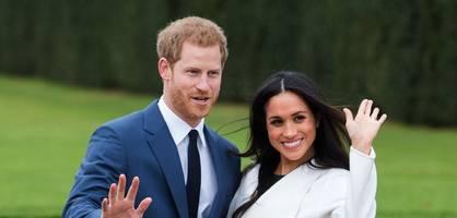 Harry und Meghan wegen Flügen im Privatjet in der Kritik