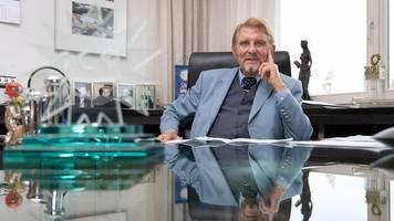 Automatenkönig Gauselmann: Interesse an Spielbanken