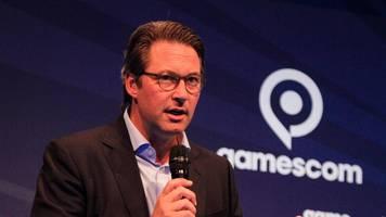 gamescom im ticker: scheuer will games-branche mit millionen fördern