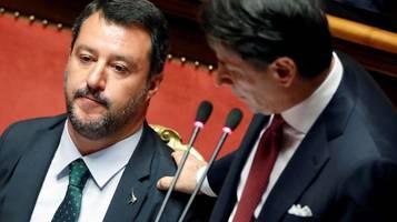 Regierungskrise in Italien: Die Abrechnung