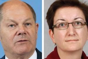 Klara Geywitz: Wer ist die Frau neben Olaf Scholz?