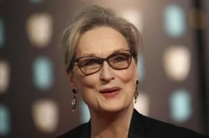 Meryl Streep dreht für Streamingdienst HBO Max