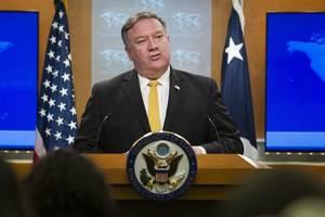 usa: unterstützung für iranischen tanker im mittelmeer ist hilfe für terroristen