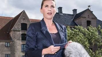 Dänische Regierungschefin verärgert über Absage von Trump