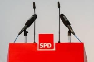 Parteien: Scholz und Geywitz stellen Kandidatur um SPD-Vorsitz vor