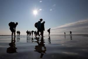 tourismus: tourismus im ersten halbjahr deutlich im plus