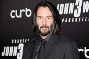 """Fortsetzung: """"Matrix 4"""": Keanu Reeves spielt nochmal den Auserwählten Neo"""