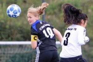 Fussball: 6:0 – aber Union-Frauen kommen erst spät in Fahrt