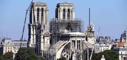 """""""Notre-Dame kann jederzeit komplett einstürzen"""""""