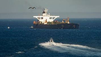 """Öltanker: athen will reise des iranischen supertankers """"nicht unterstützen"""""""