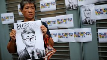 hongkong: china nimmt mitarbeiter des britischen konsulats fest
