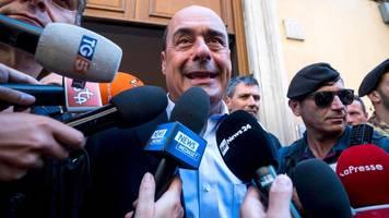 Italien: Sozialdemokraten stellen Bedingungen für eine Koalition