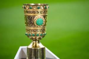 DFB-Pokal: Live-Ticker, Spielplan und Ergebnisse