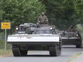 Kein Trittbrettfahrer, aber...: Polen moniert deutsche Militärausgaben