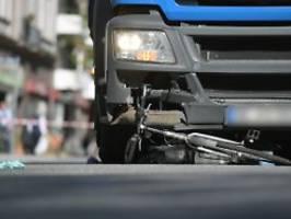 Mehr Unfälle, weniger Tote: Radfahrer leben weiterhin gefährlich