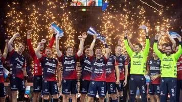 handball-supercup: meister flensburg setzt erste duftmarke: «ein super-team»