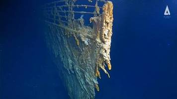Video: Neue Bilder von der Titanic
