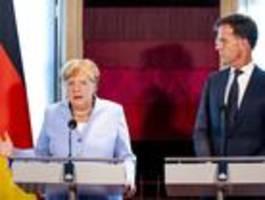 Merkel spricht sich für deutlich schärferes EU-Klimaziel aus