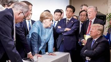 Ich bin der Auserwählte: Die grotesk-trumphafte Woche des US-Präsidenten Donald Trump
