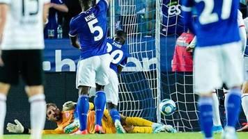 Europa-League-Quali: Niederlage in Straßburg: Frankfurt droht das Europa-Aus