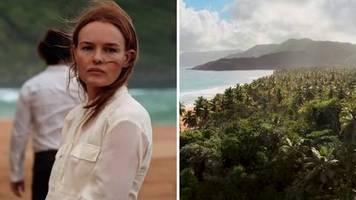 Netflix, Amazon Prime Video und Co.: The I-Land: Diese neue Horror-Serie ist eine Mischung aus Fyre-Festival und Big Brother