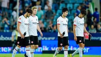 Europa-League-Qualifikation: 0:1 in Straßburg - Hat Eintracht Frankfurt die Europa-Party schon verspielt?