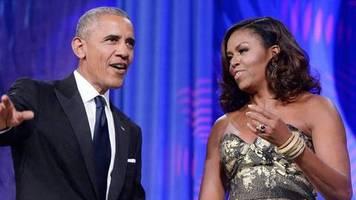Netflix, Amazon Prime Video und Co.: Barack und Michelle Obama wollen mit ihrer Produktionsfirma die Welt besser machen
