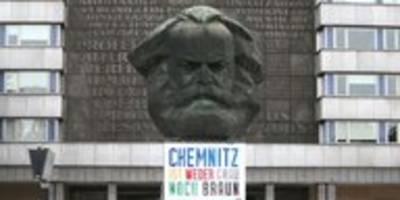 Nach dem Prozess-Urteil: Keine Ruhe für Chemnitz