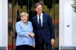 Klimakrise: Comeback der Klimakanzlerin: Merkel für strengere CO2-Ziele