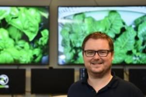 Lebensmittel: Bemannte Flüge zum Mond: DLR präsentiert Gewächshauskonzept