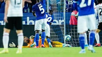 Europa-League-Quali - Niederlage in Straßburg: Frankfurt droht das Europa-Aus