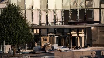 Explosion in Kopenhagen: Polizei nimmt zwei Tatverdächtige fest