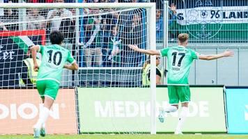 Hannover 96 will gegen Fürth nachlegen