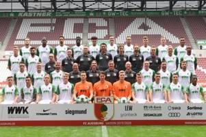 fc augsburg: kader für die bundesliga-saison 2019/20