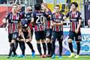 Europa League im Live-Stream  - So sehen Sie RC Straßburg gegen Eintracht Frankfurt live im Internet