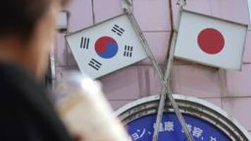 südkorea beendet geheimdienstarbeit mit japan