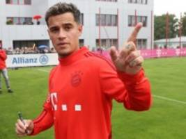 FC Bayern: Kovac: Coutinho gegen Schalke nicht in der Startelf