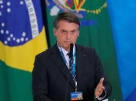 Feuer im Amazonas-Gebiet: Bolsonaro hat neue Verdächtige für die Brände