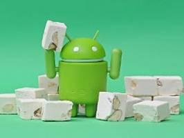 zählen statt naschen: google ändert android-benennung