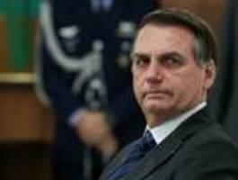 "Bolsonaro bezichtigt Macron wegen ""kolonialistischer Mentalität"""