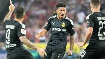 Bundesliga am Freitag: Schon wieder Sieg nach Rückstand: BVB gewinnt in Köln